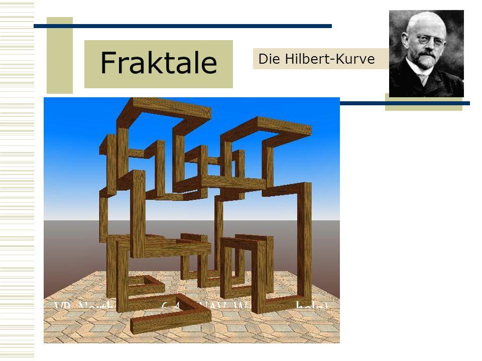 Die Hilbert-Kurve