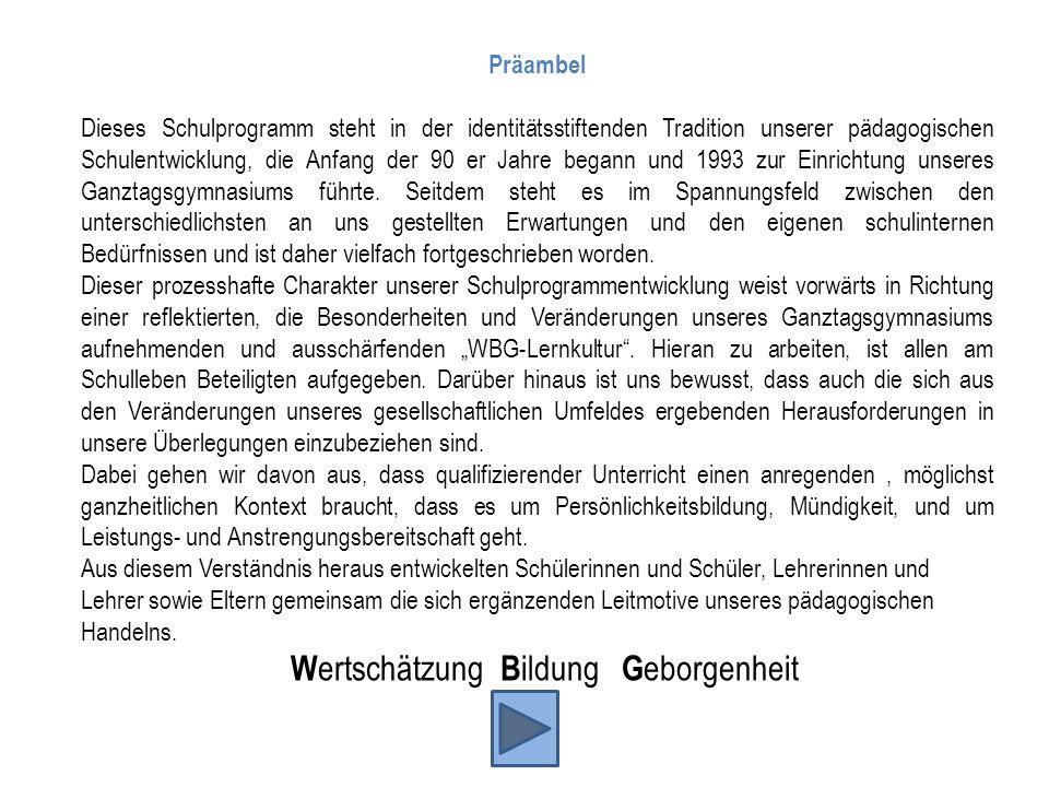 Wettbewerb im Fach Deutsch Jedes Jahr führen wir in allen 6.