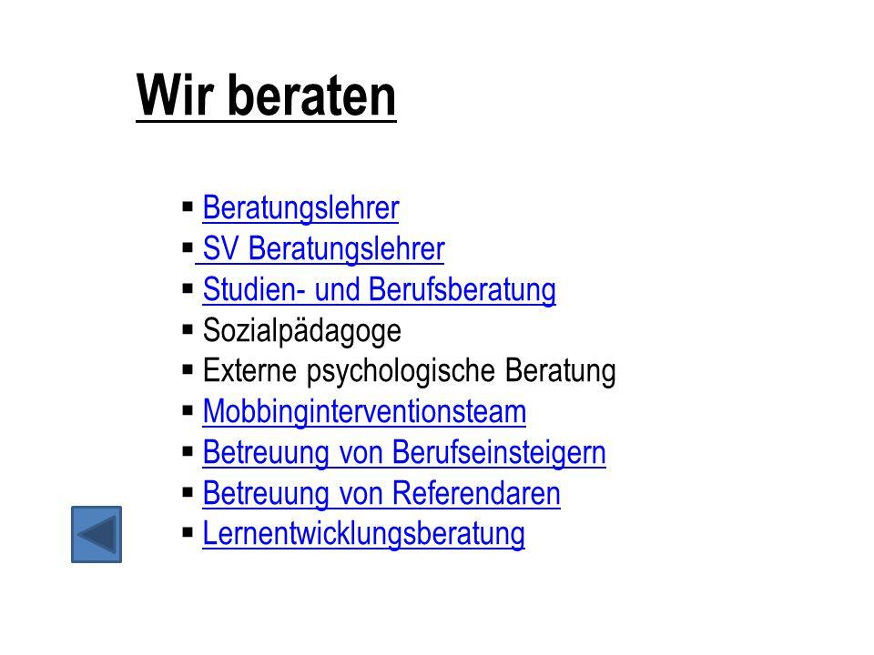Homepage Die Schulhomepage http://www.wilhelm-busch-gymnasium.de hilft bei der Organisation schulischer Abläufe.