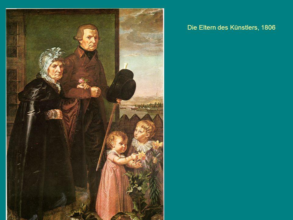 Die Eltern des Künstlers, 1806