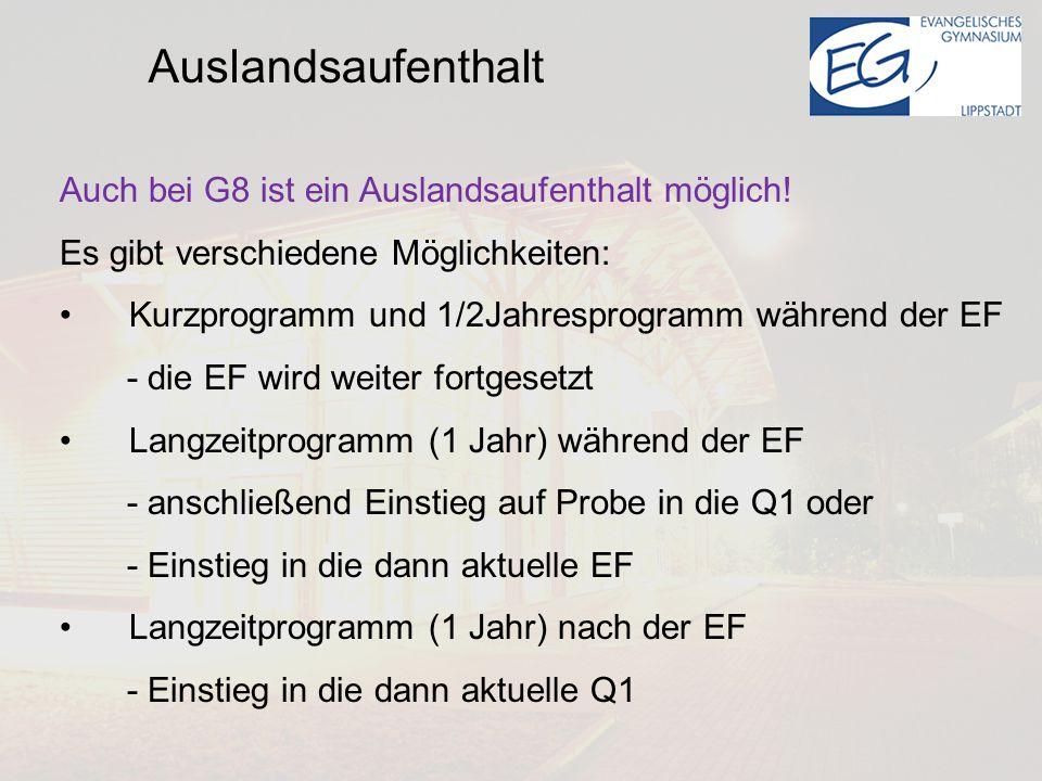 Fiktives Abiturzeugnis Ergebnisse der Abiturprüfung (= Block II): Deutsch 7 Punkte Erziehungswissenschaft7 Punkte Mathematik9 Punkte Biologie8 Punkte Summe 31 Punkte 5-fache Wertung 155 Punkte Aus Block I 326 Punkte Aus Block II 155 Punkte ---------------- Summe 481 Punkte  Abschlussnote: 2.9 (2,9> 498 – 481 Punkte)