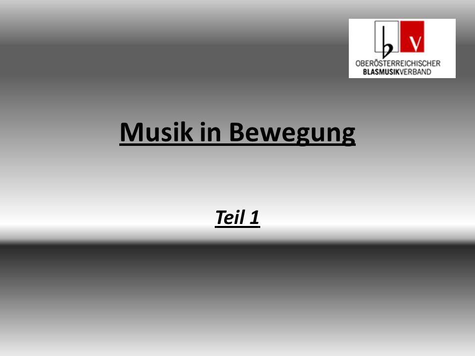 Musik in Bewegung Teil 1