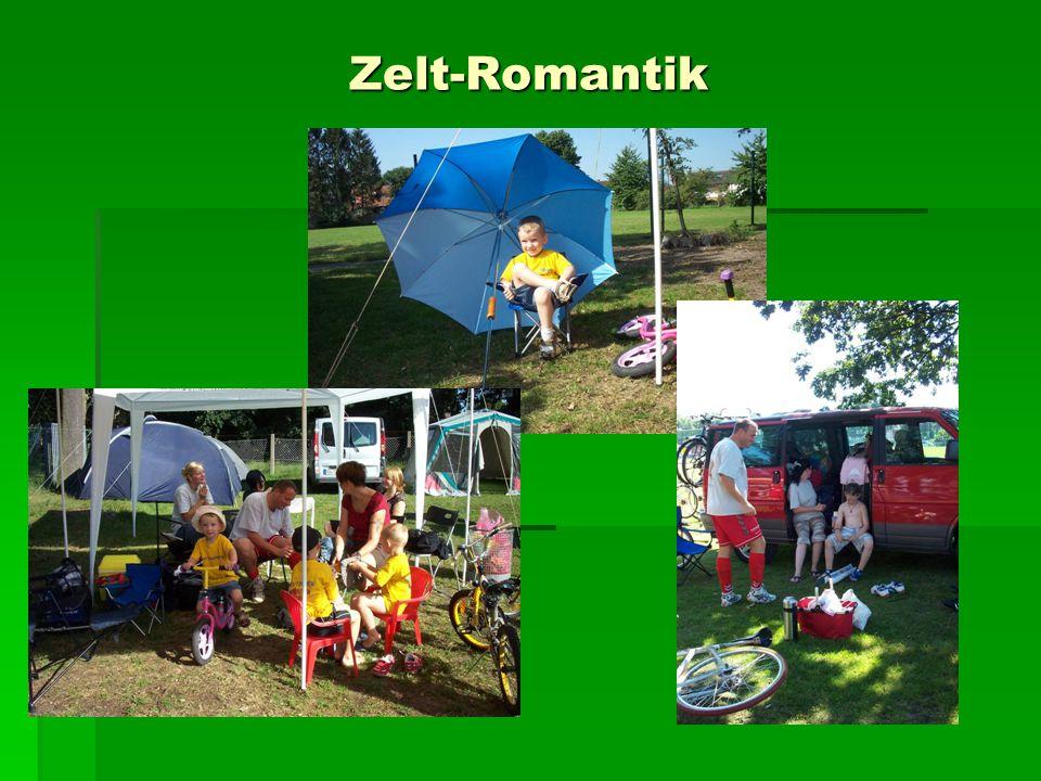 Zelt-Romantik