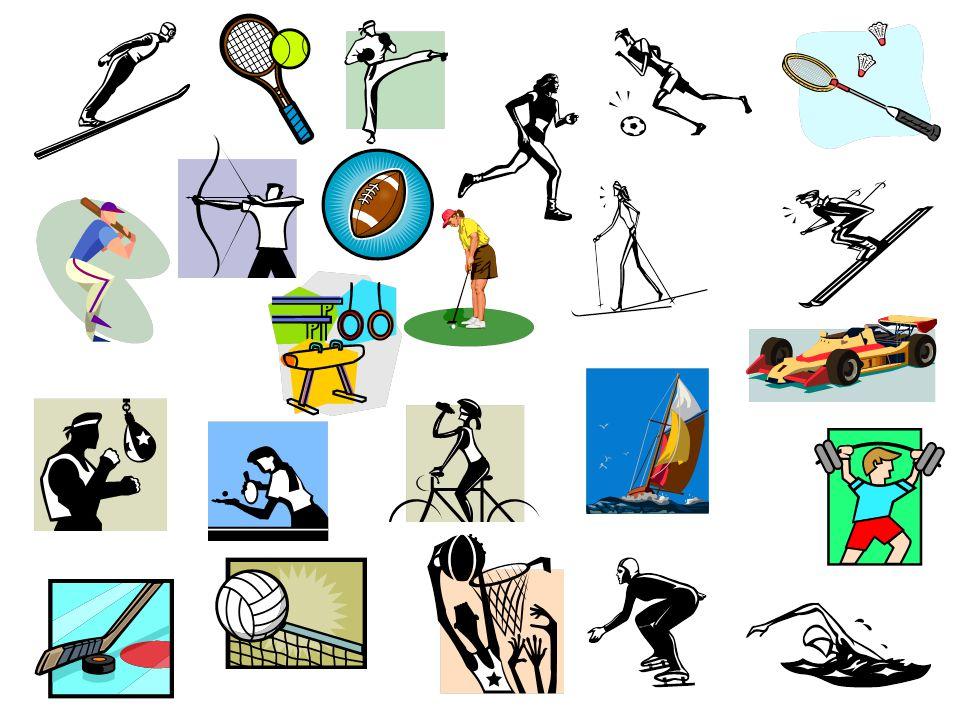 Sport Warum treibt man Sport.