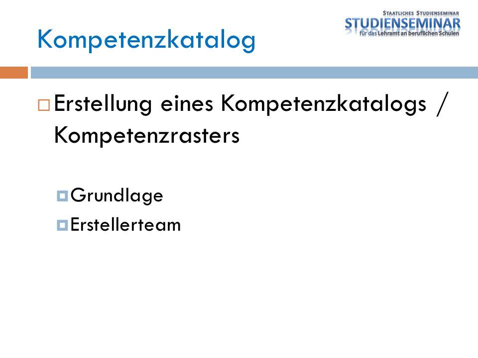 Ausbildung Seminarlehr- kräfte  Vorstellung des Konzepts  Aufbau  Beteiligte  Zeitrahmen