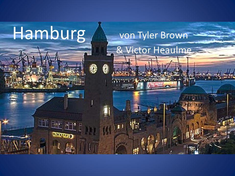 Hamburg von Tyler Brown & Victor Heaulme