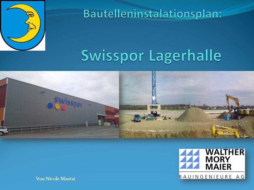Projekt Beschreibung Swisspor baut an das Industrieareal der Alporit AG angrenzend in den nächsten eineinhalb Jahren das erste Produktionswerk mit der neusten Technologie zur Herstellung von Dämmstoffen aus extrudiertem Polystyrol-Hartschaum in der Schweiz.