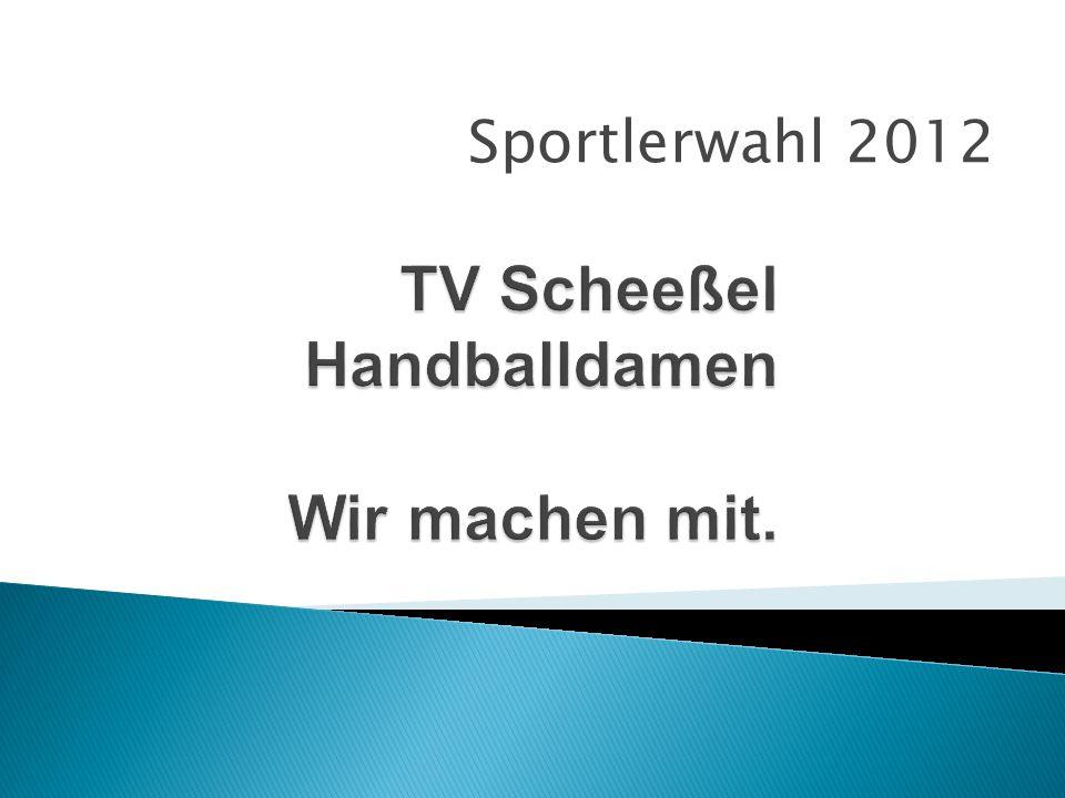 Sportlerwahl 2012