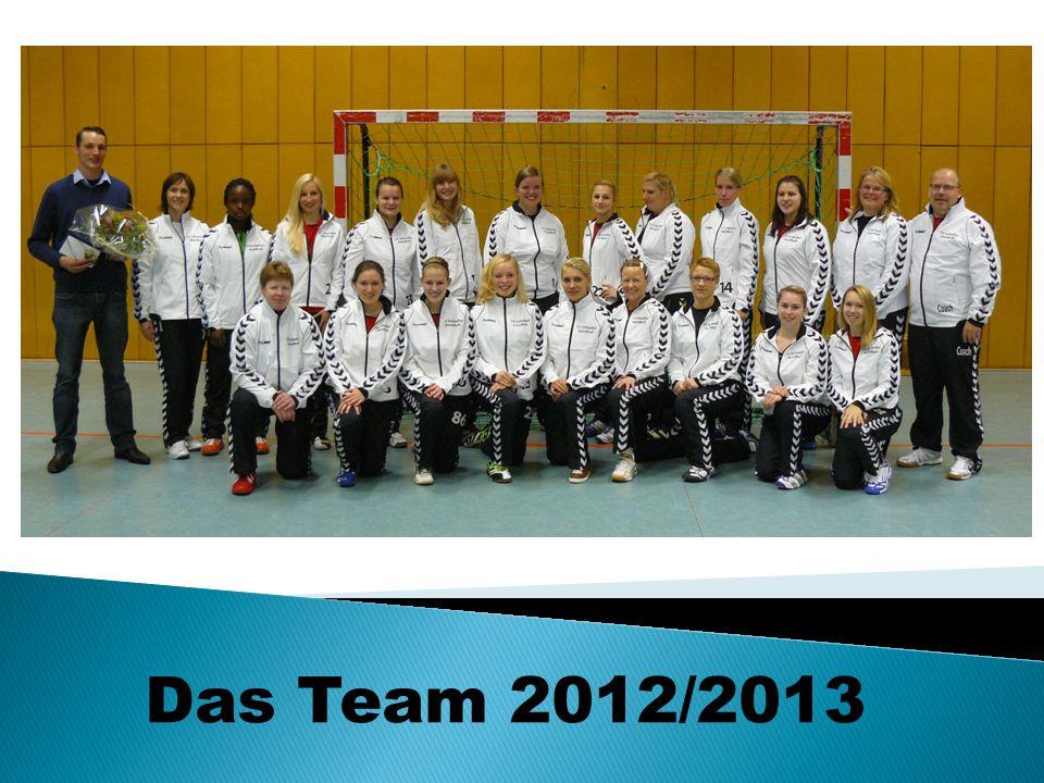 Das Team 2012/2013