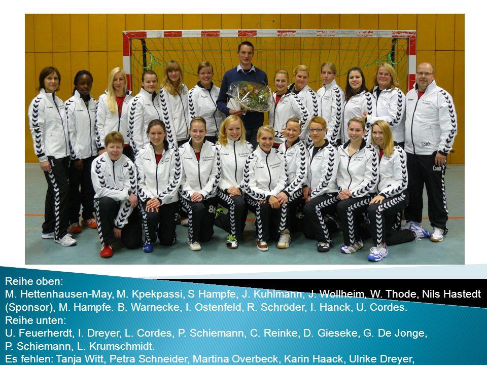 Der Damenbereich der Handballabteilung des TV Scheeßel hat eine lange Tradition und seit 1994 gibt es auch den Bereich der weiblichen Jugend, der aus einer Handball-AG einer Scheeßeler Schule entstand.