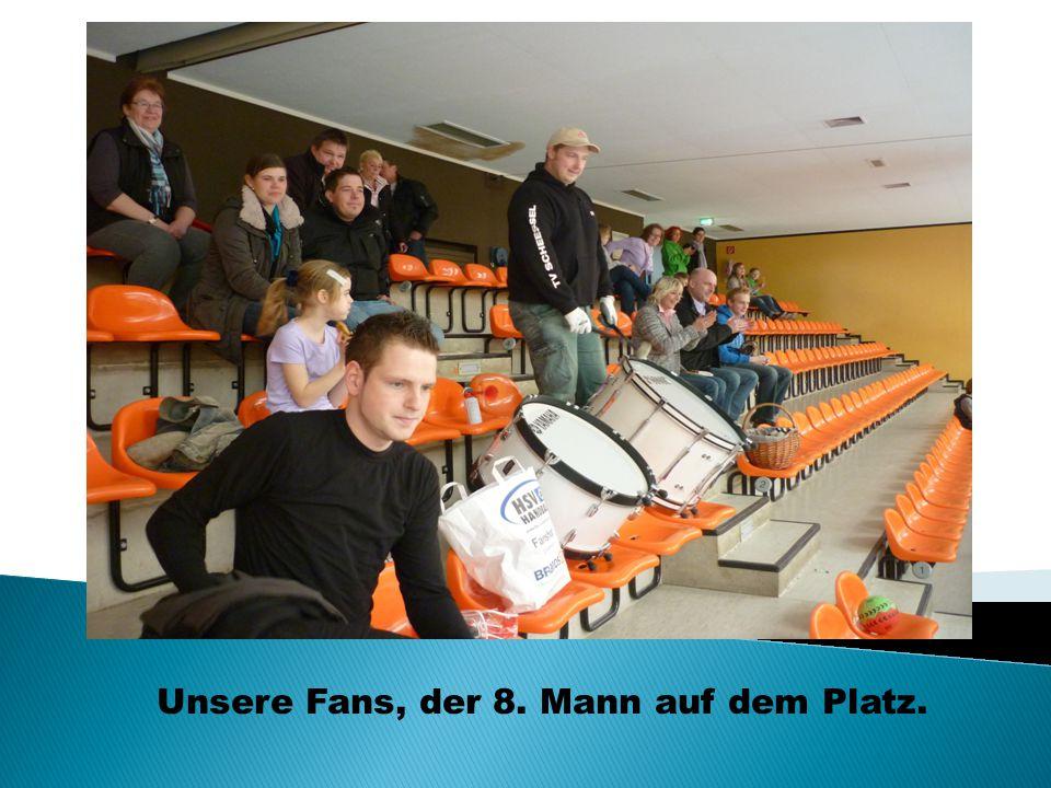 """ Die Spielerinnen sind allesamt im besten """"Handballalter (17- 50 J."""