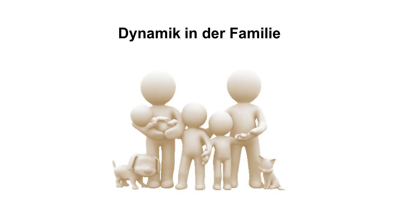 Dynamik in der Familie