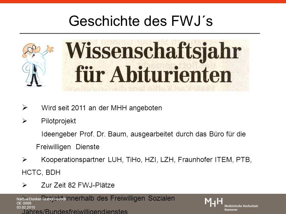 """Vorstellung FWJ Jan-Hendrik Köhler 03.02.2015 Page 34 Vorstellung FWJ Jan-Hendrik Köhler 03.02.2015 Page 34 Entscheidungsfindung FWJ """"Wenn die Zeit kommt, in der man könnte, ist die vorüber, in der man kann. Marie von Ebner-Eschenbach Motivation http://tinyurl.com/ncs7zdy http://tinyurl.com/plol6hk"""
