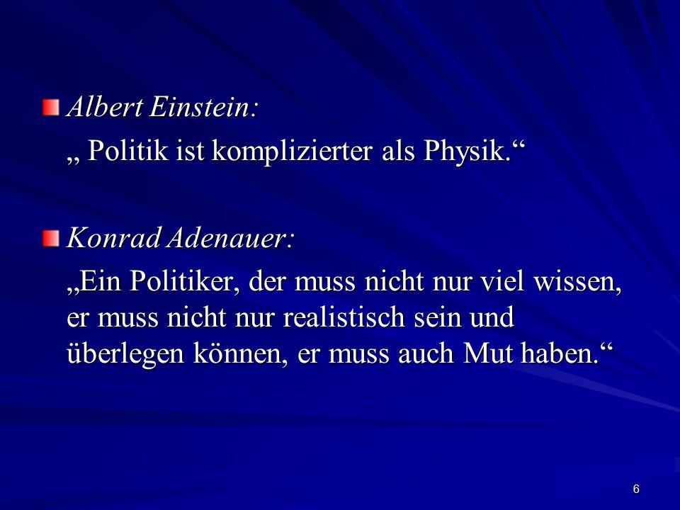 17 Dr.Franz Möller am 20.1.2005 CDU-MdB 1976-1994 Landrat des Rhein-Sieg-Kreises 1974-1999 Dr.