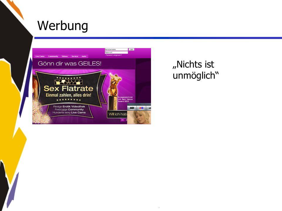 """www.seminare-ps.net Werbung """"Nichts ist unmöglich"""""""