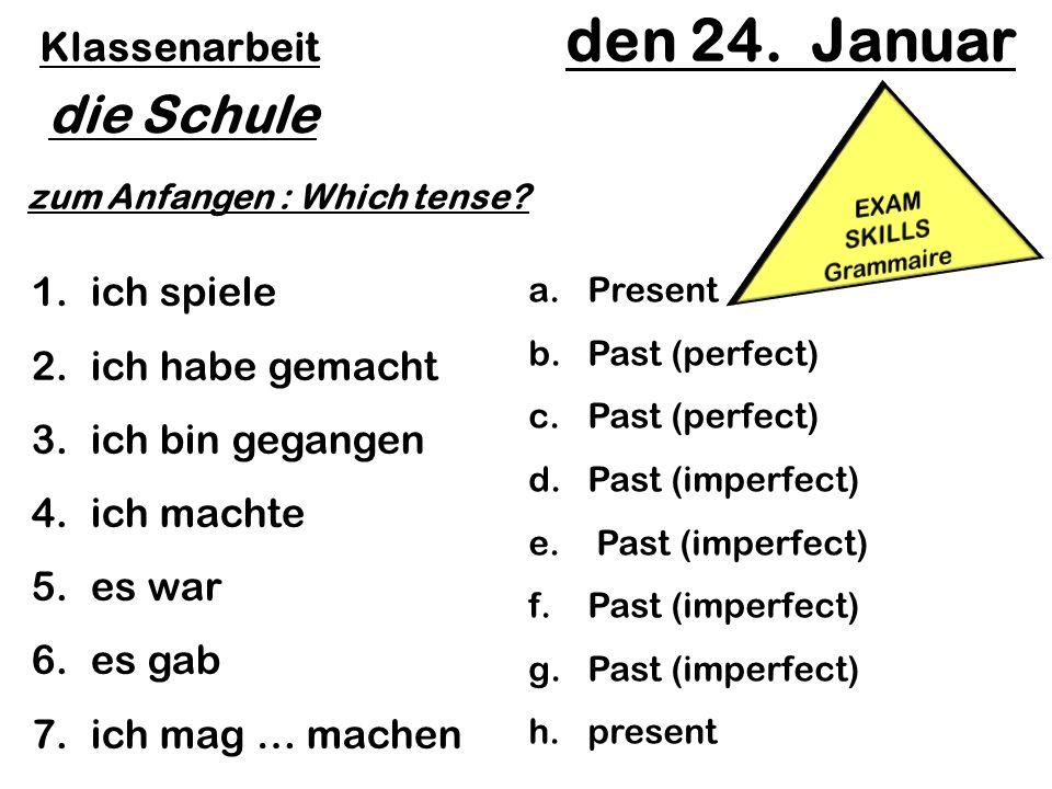 """Pronunciation """"sch"""" sounds in German make a """"sh"""" sound. Schule What """"sch"""" sounds do you know? schwimmen Schwaben Tisch schon schön Fisch"""