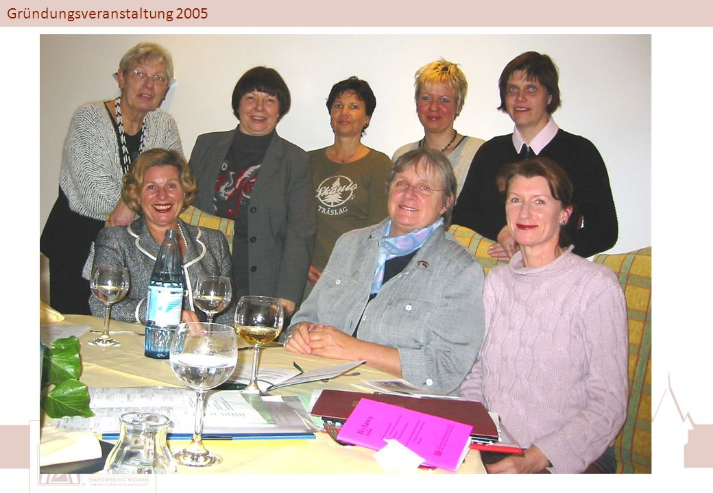 Gründungsveranstaltung 2005
