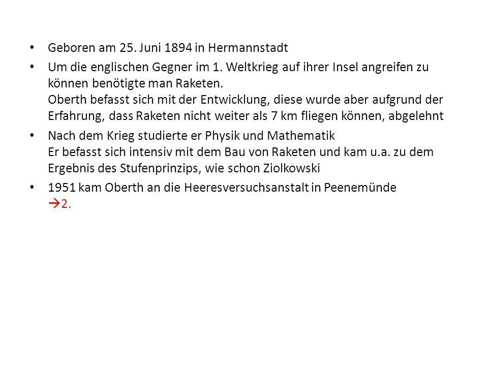 1.3 Werner von Braun