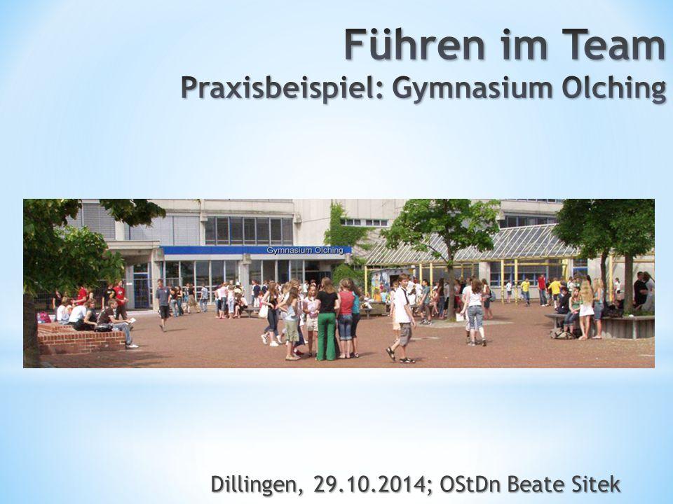 Dillingen, 29.10.2014; OStDn Beate Sitek