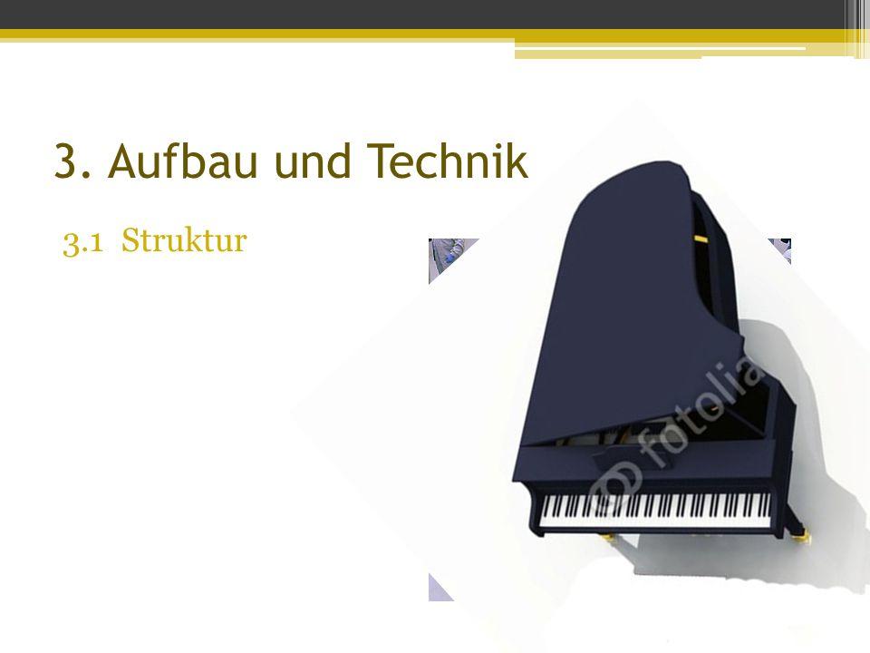 3. Aufbau und Technik 3.1 Struktur