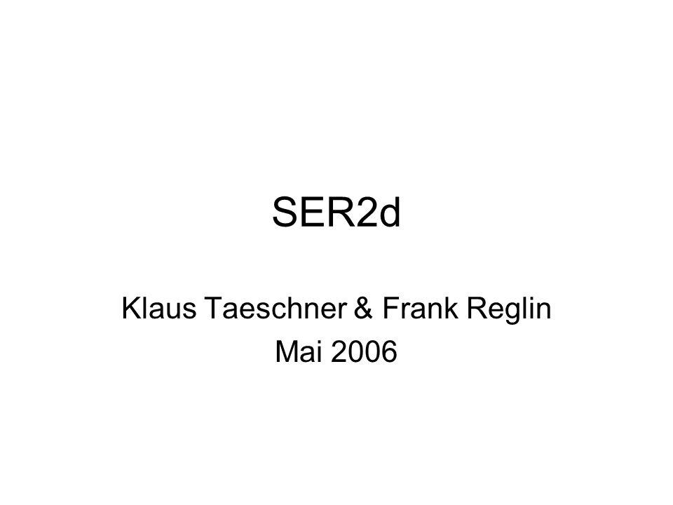 SER2d Klaus Taeschner & Frank Reglin Mai 2006