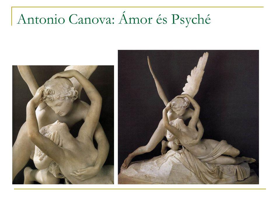 Antonio Canova: Ámor és Psyché