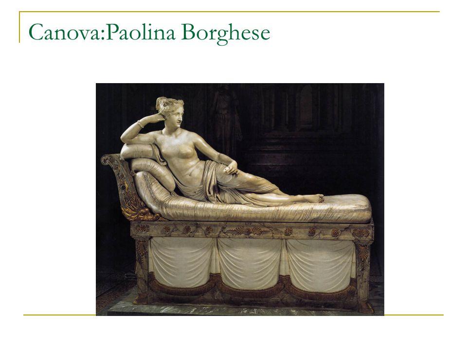 Canova:Paolina Borghese