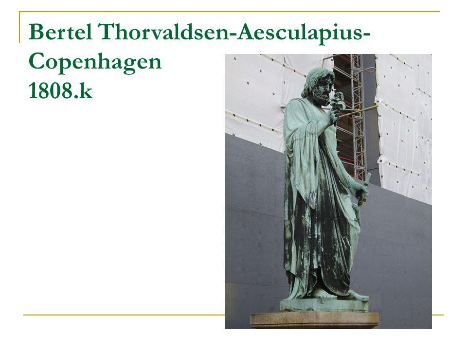 Bertel Thorvaldsen-Aesculapius- Copenhagen 1808.k