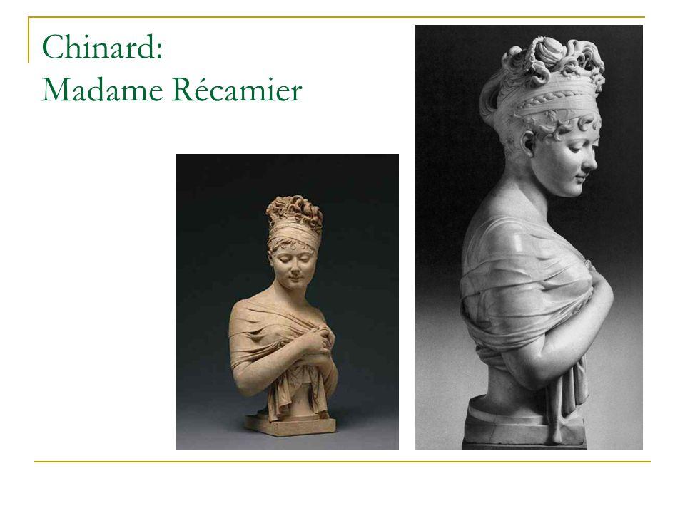 Chinard: Madame Récamier
