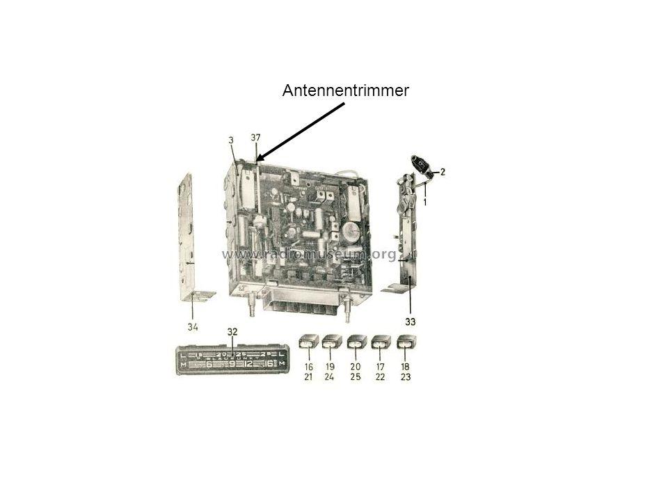 Antennentrimmer