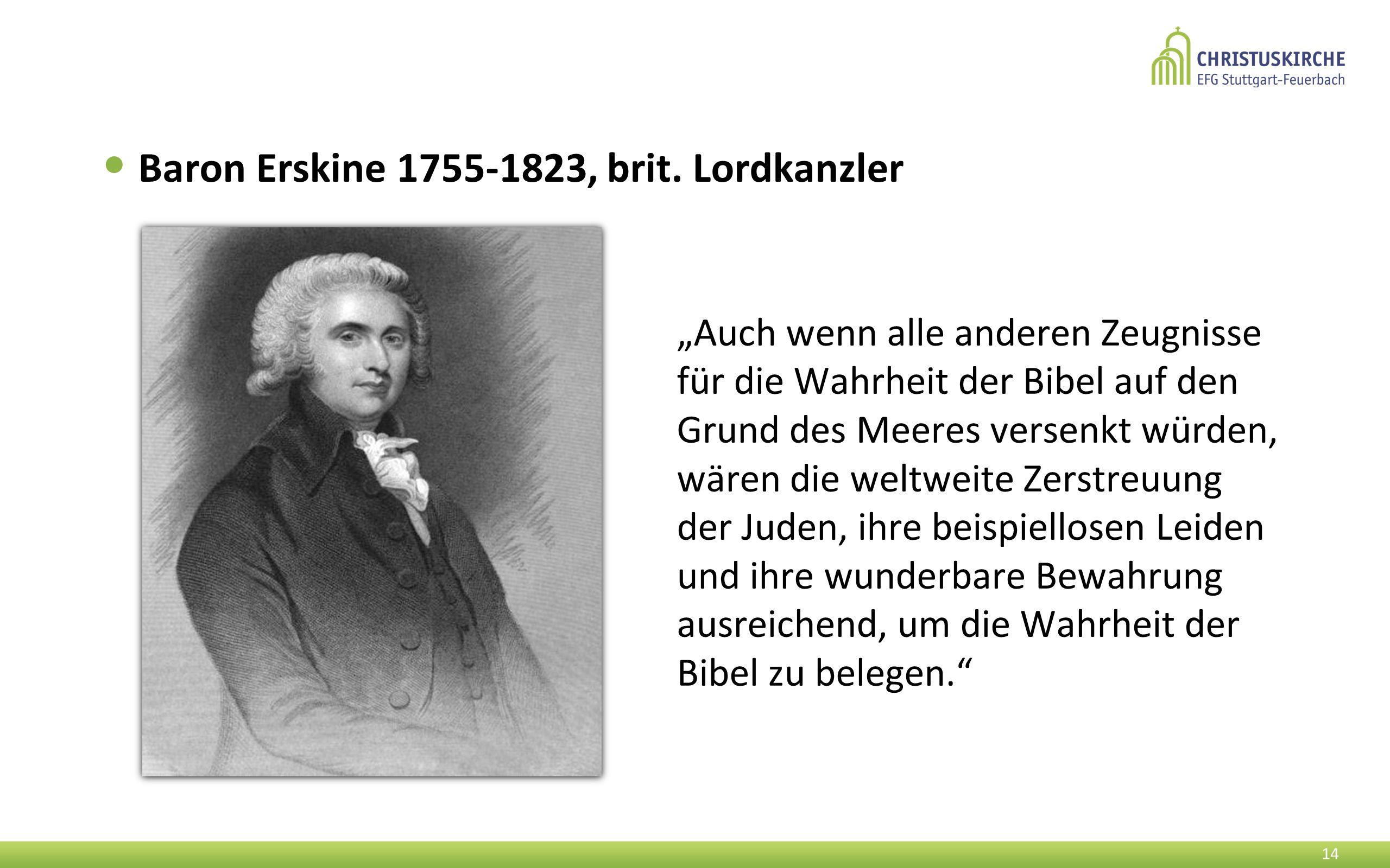Baron Erskine 1755-1823, brit.