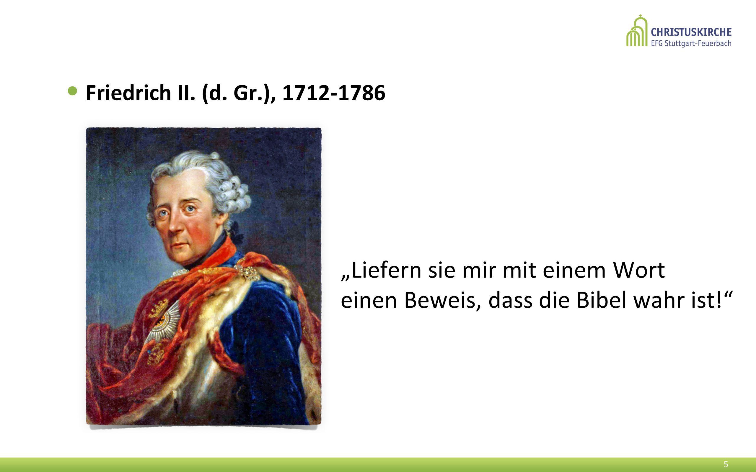 Friedrich II.(d.