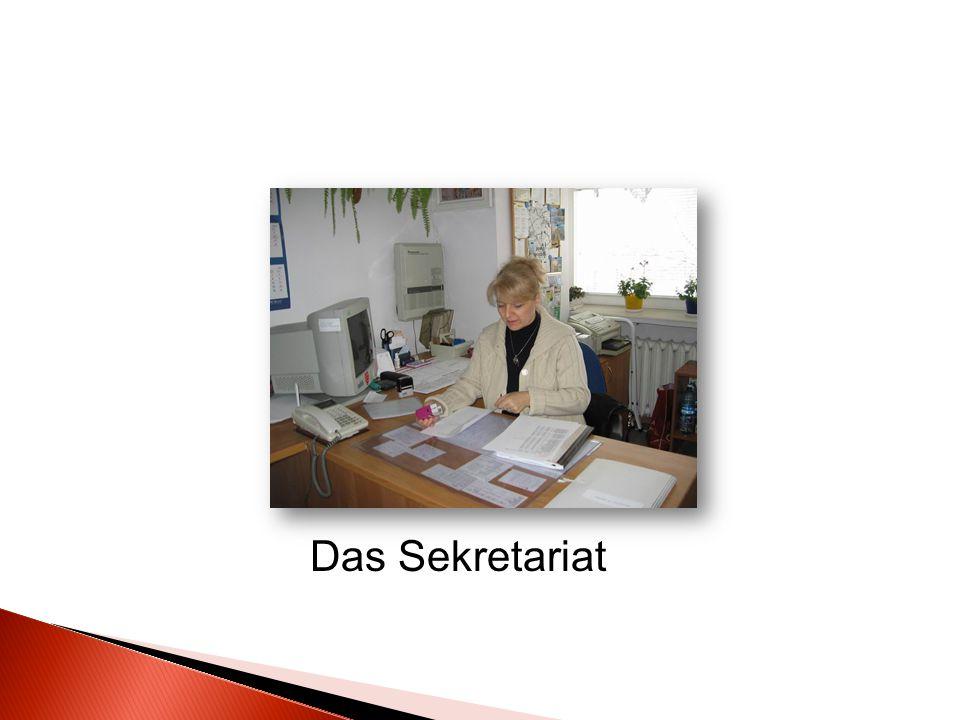 Das Sekretariat