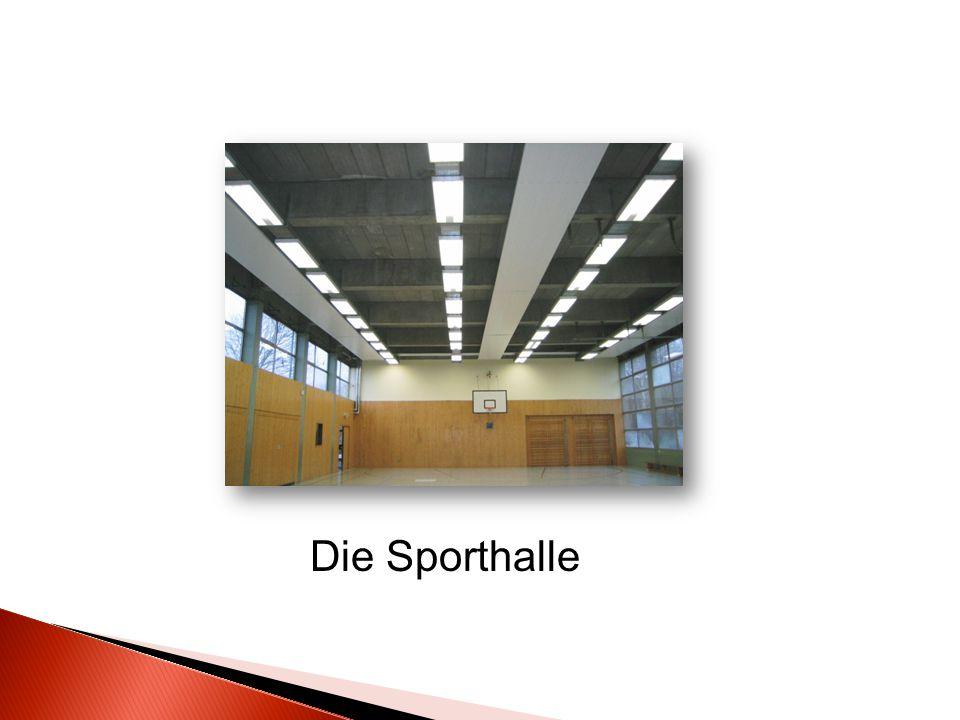 Die Sporthalle