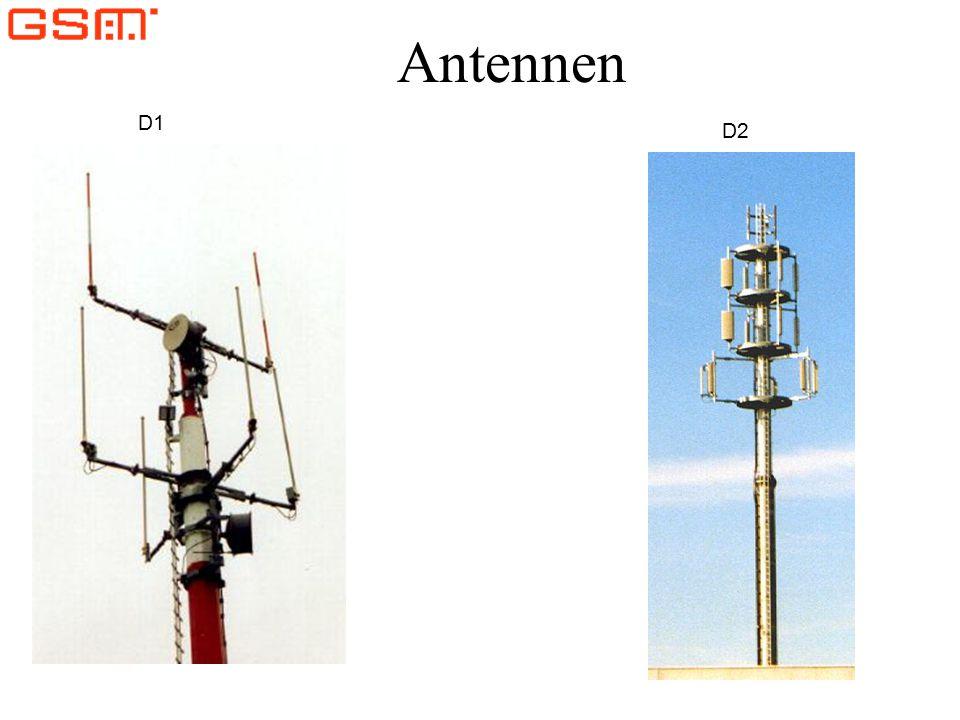 Antennen D2 D1