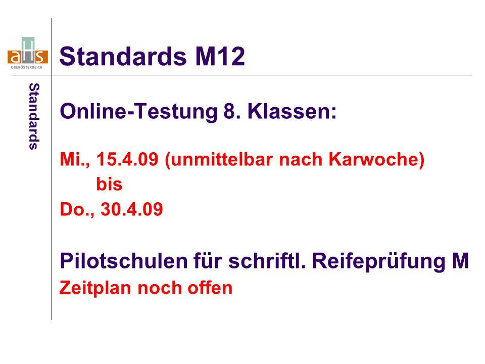 Online-Testung 8.