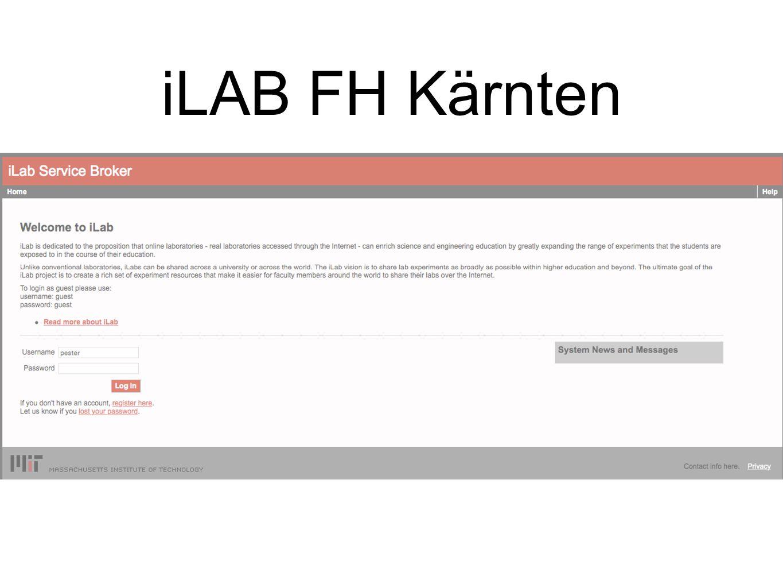 iLAB FH Kärnten