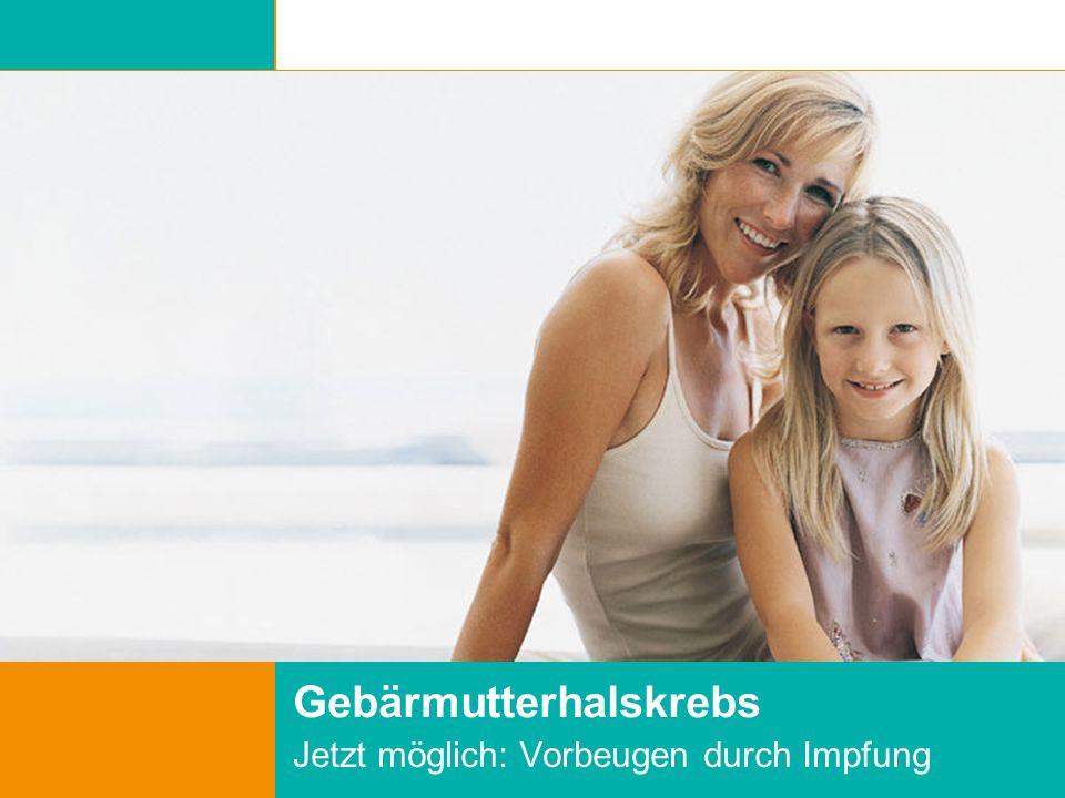 2007 2 Heute Abend Condylome & Gebärmutterhalskrebs Weltneuheit Impfung Erster Besuch beim Frauenarzt