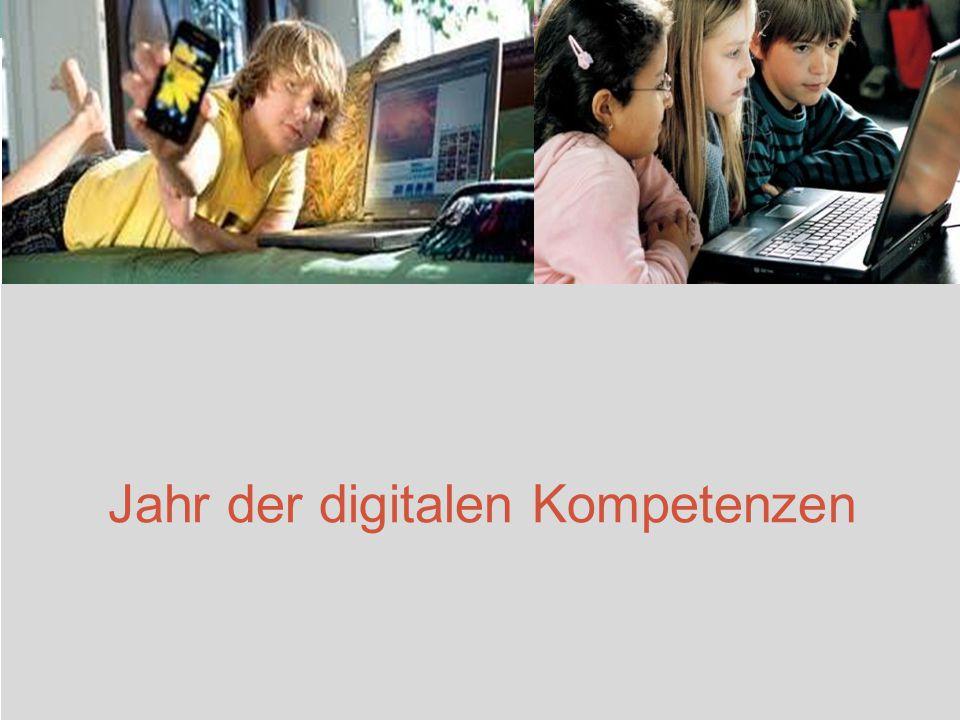 DDB Jänner 2014 61 Jahr der digitalen Kompetenzen