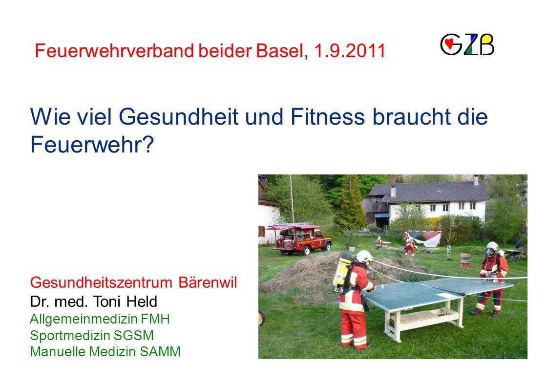 VO 2 max Schätzmethoden Fitnessrechner: Männer: 77.1 - 0.138 Alter – 1.38x BMI + 5.28 Trainingsgruppe = VO 2 max in ml/min/kg Frauen: 81.22 - 0.225 Alter – 1.8x BMI + 4.49 Trainingsgruppe = VO 2 max in ml/min/kg www.gzb-online.ch Literaturquelle: Tschopp M., Peltola K., Held T., Kinnunen H., Hannula M., Laukkanen R.: Traditionelle und neue Ansätze zur Schätzung der maximalen Sauerstoffaufnahme in Ruhe.