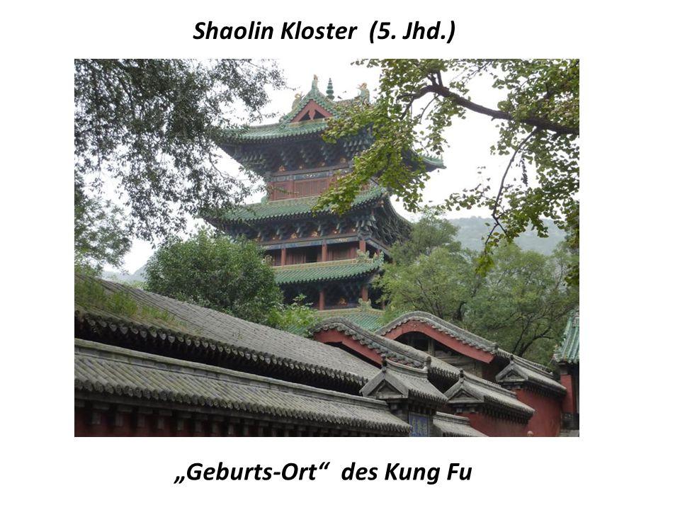 Die einzige Kaiserin Chinas (8. Jhd.) in Stein gehauen