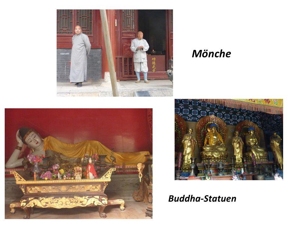 """Geburts-Ort des Kung Fu Shaolin Kloster (5. Jhd.)"