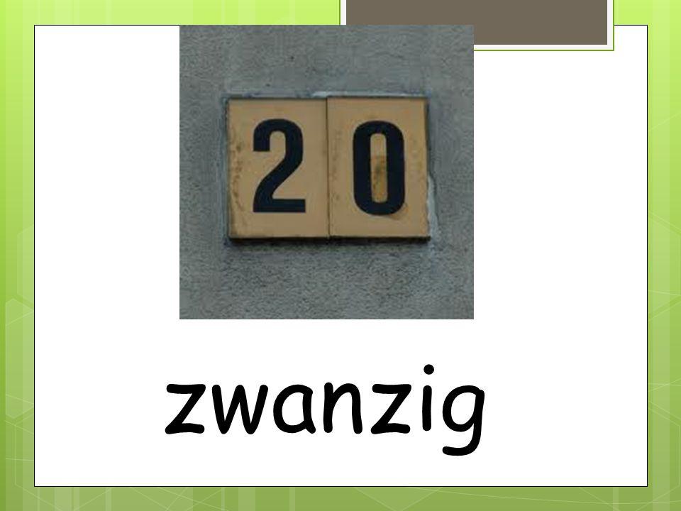 zwanzig