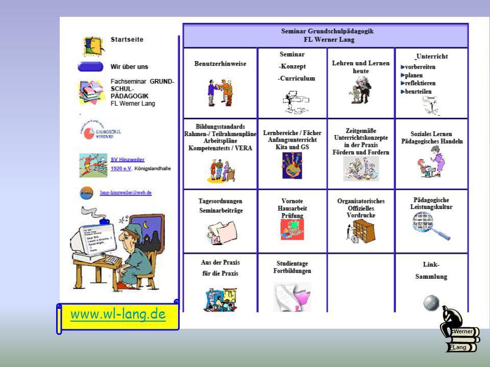 3 Mitgliederbände zur Pädagogischen Leistungskultur mit Materialien für den Unterricht auf CD Kursbuch Grundschule Werner Lang