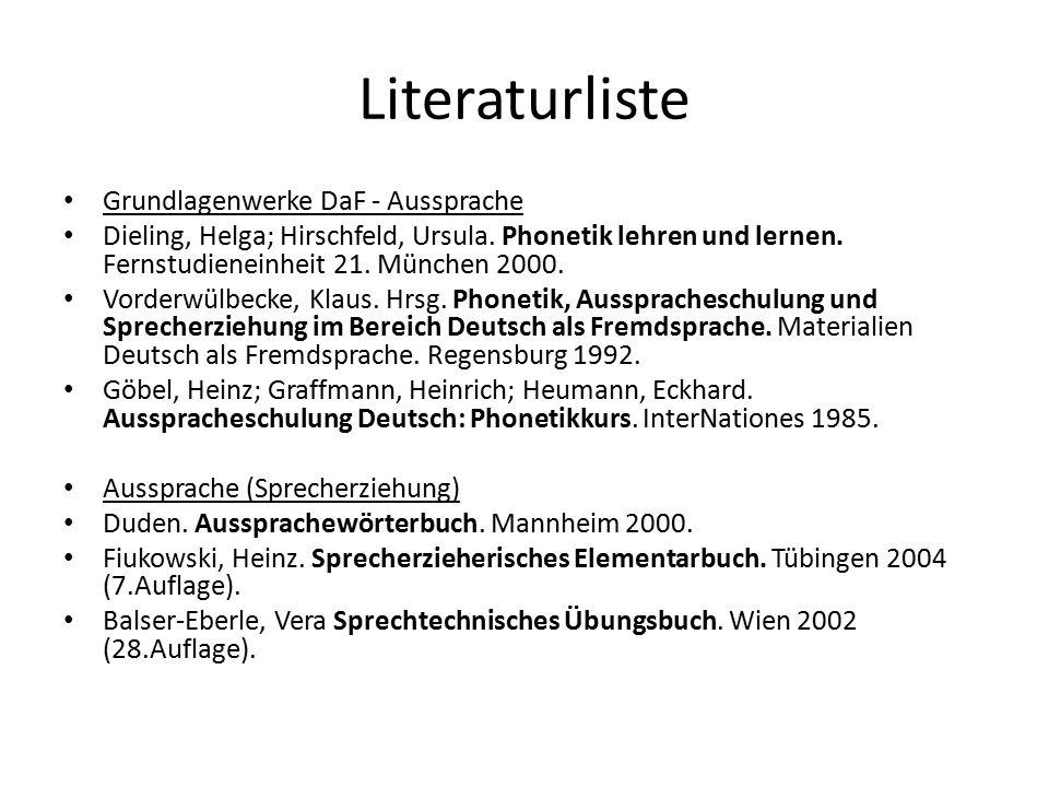 4. Vokale allgemein Weiterführung d) Ottos Mops und Gittis Hirsch...