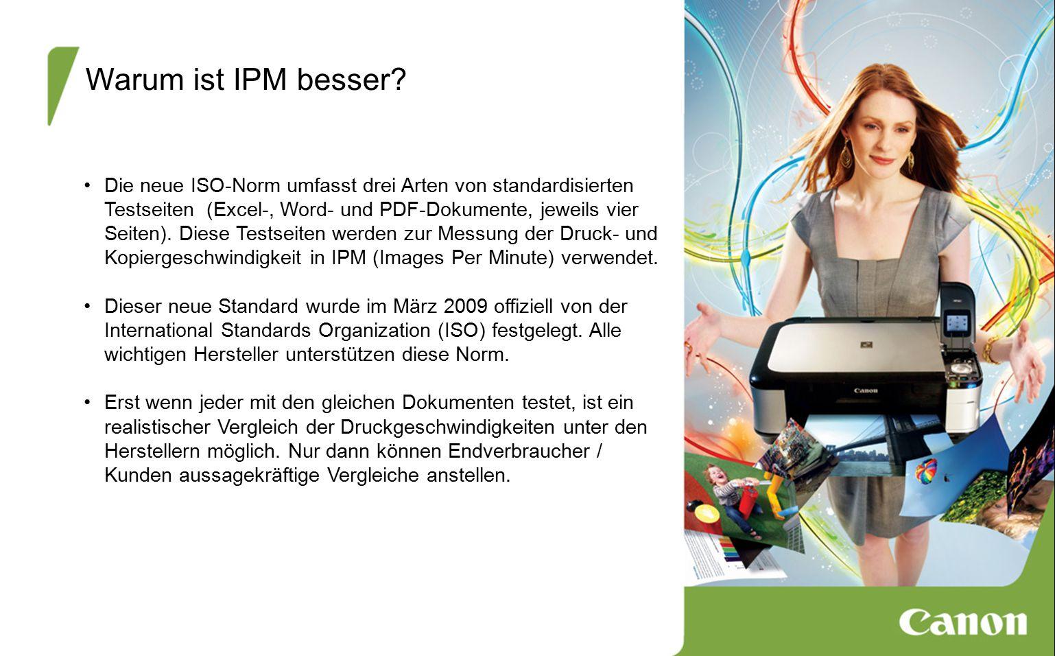 Warum ist IPM besser.