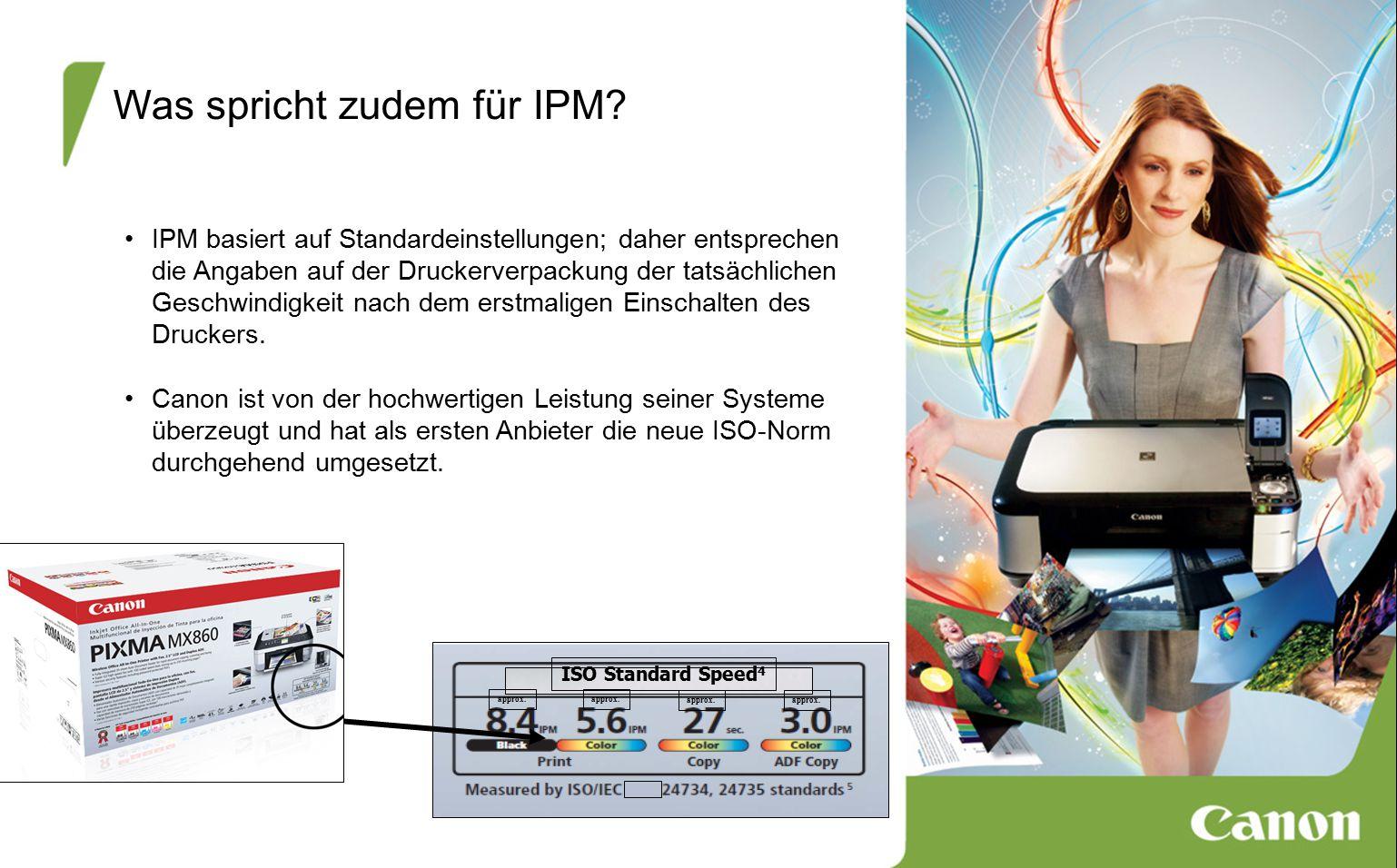 Was spricht zudem für IPM.