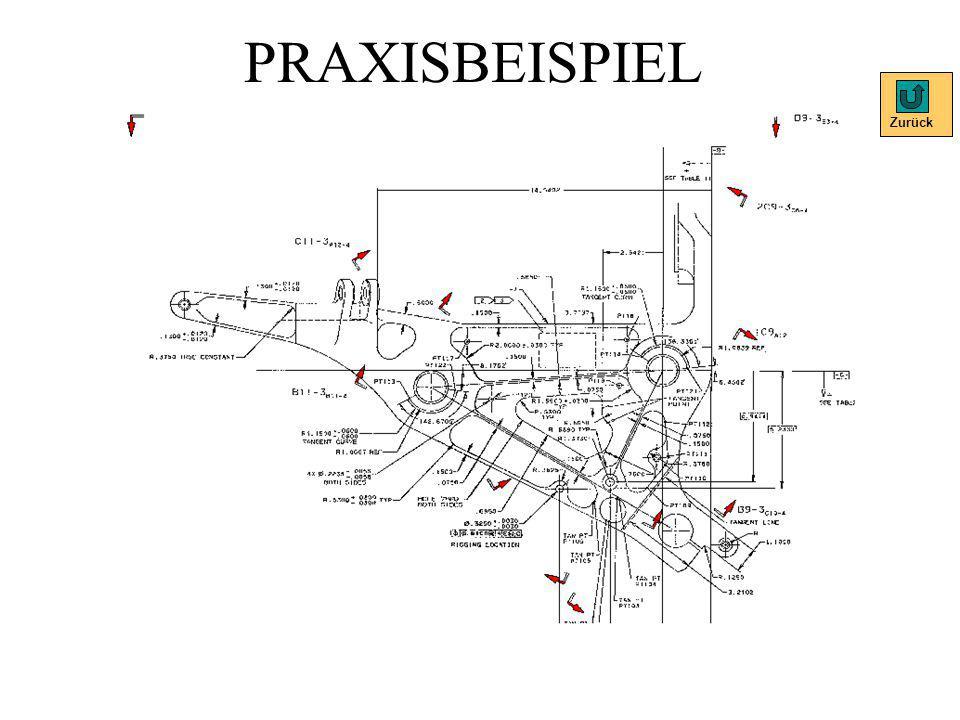 PRAXISBEISPIEL Zurück