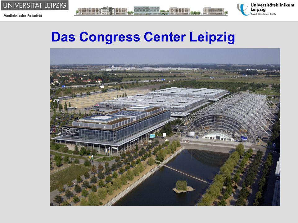 Das Congress Center Leipzig