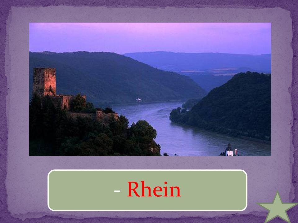 - Rhein